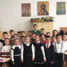 Clasa a II-a - prof. Marilena IONEL-DINCĂ