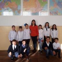 Clasa a V-a - prof. Mirela JURUBIŢĂ