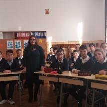 Clasa a VII-a - prof. Viorica NIŢĂ