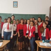 Clasa a VIII-a - prof. Silvia DUMITRU