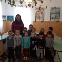 Grupa mare Gradinita Hobaia, prof. Marilena GHERMAN
